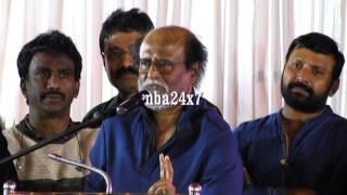 Bharathiraja never accepted me as an Actor : Superstar Rajinikanth | nba 24x7