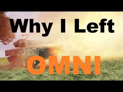 Why I Left OMNI || ft Ooostins Sheridan || World of Tanks