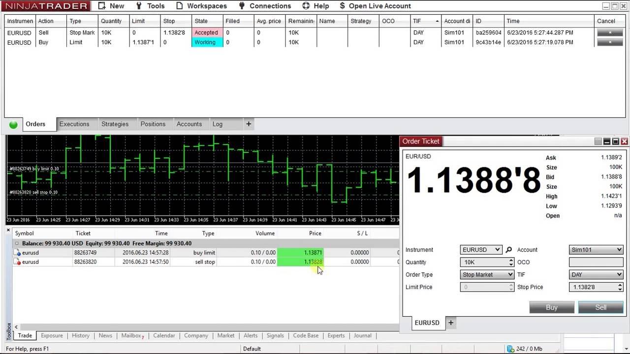 Nt8 To Mt5 Tradecopier Youtube