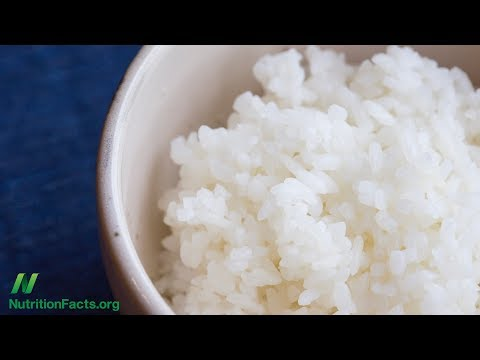 Is White Rice a Yellow Light or Red Light Food?