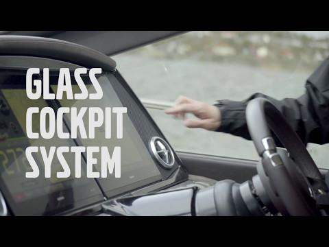 Glass Cockpit System - autopilot function
