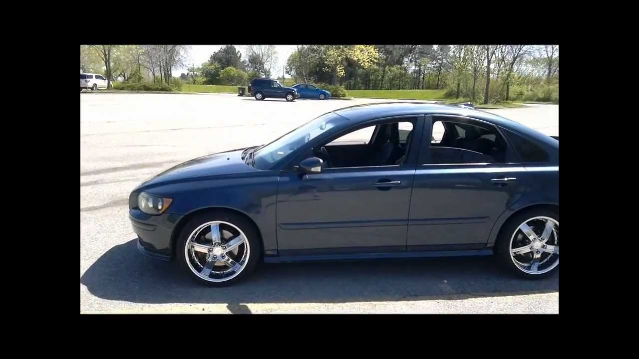 Ratings Crossovers Volvo S40 2005 2.4i - Youtube