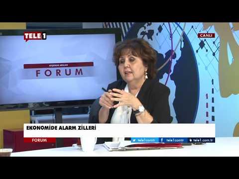 Forum - Ayşenur Arslan (27 Aralık 2017) | Tele1 TV