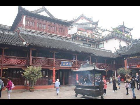 Shanghai's City God Temple