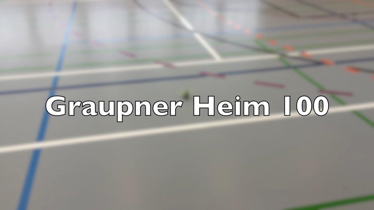 Graupner Heim 3d 100 Test