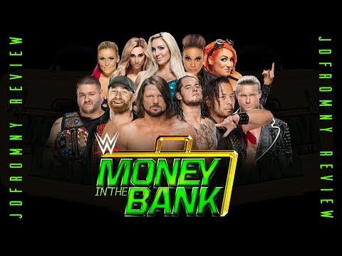 WWE Money In The Bank 2017 Review Results & Reactions - BARON CORBIN IS MR MONEY IN THE BANK