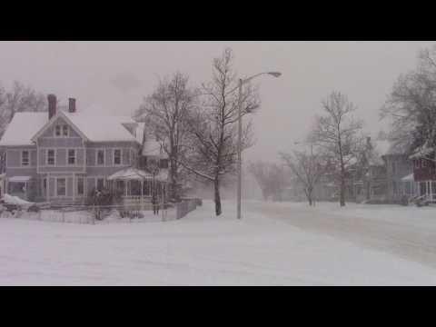 McKnight Springfield Massachusetts Holiday Season 2016