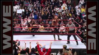 John Cena vs. Edge - WWE Championship Match: New Year