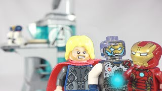 Lego Marvel Super Heroes - Attack On Avengers Tower - 76038 - Age Of Ultron - Review
