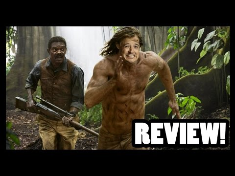 The Legend of Tarzan Review - Cinefix NOW