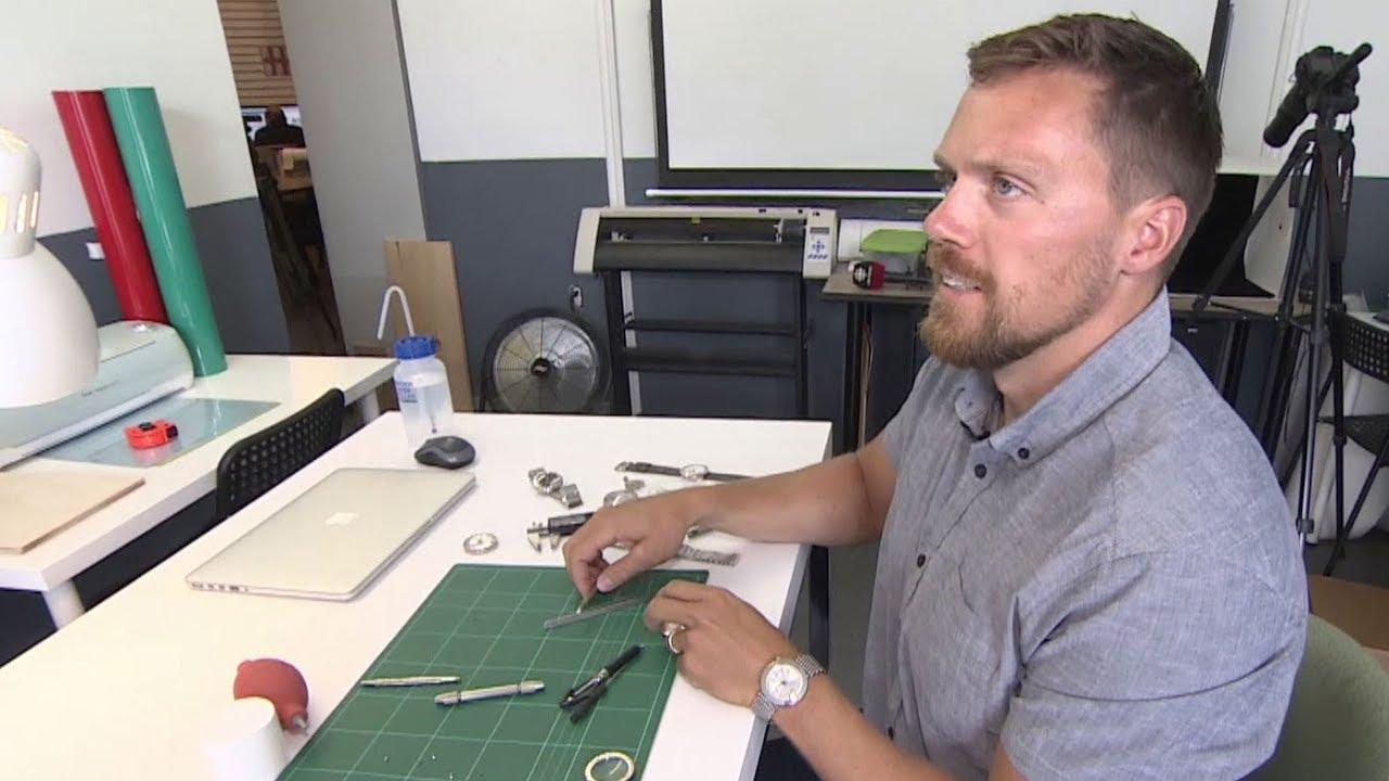 Olympic paddler Mark de Jonge turns to watchmaking