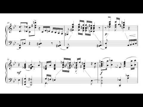 La cumparsita  Tangos de concierto  audio+score