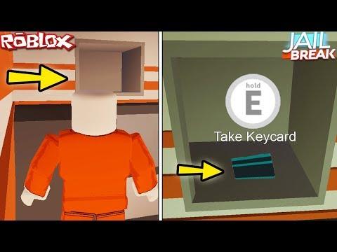 Secret Keycard Locations Fast Easy In Jailbreak Roblox Jailbreak How To Get Keycard Money Youtube