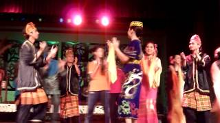 Malaysia Truly Asia @ Sarawak Cultural Village