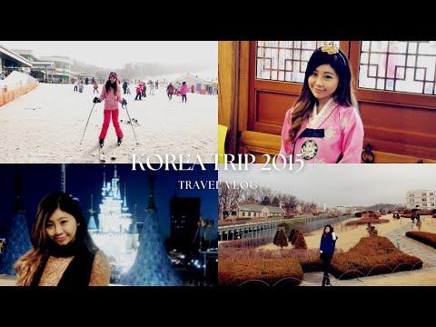 KOREA TRIP 2015 韩国之旅 | SHINI LOLA