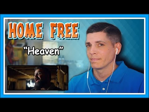 "Home Free Reaction | ""Heaven""Kane Brown Cover"