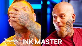 'Power of Sabotage' Ticket to The Finale Official Sneak Peek | Ink Master: Grudge Match (Season 11)