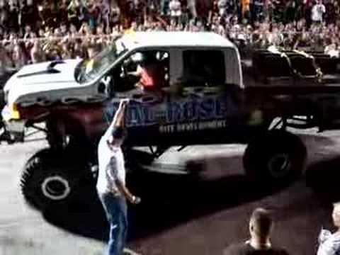 Walrose Truck vs. Jesse Hall at Jessie Black