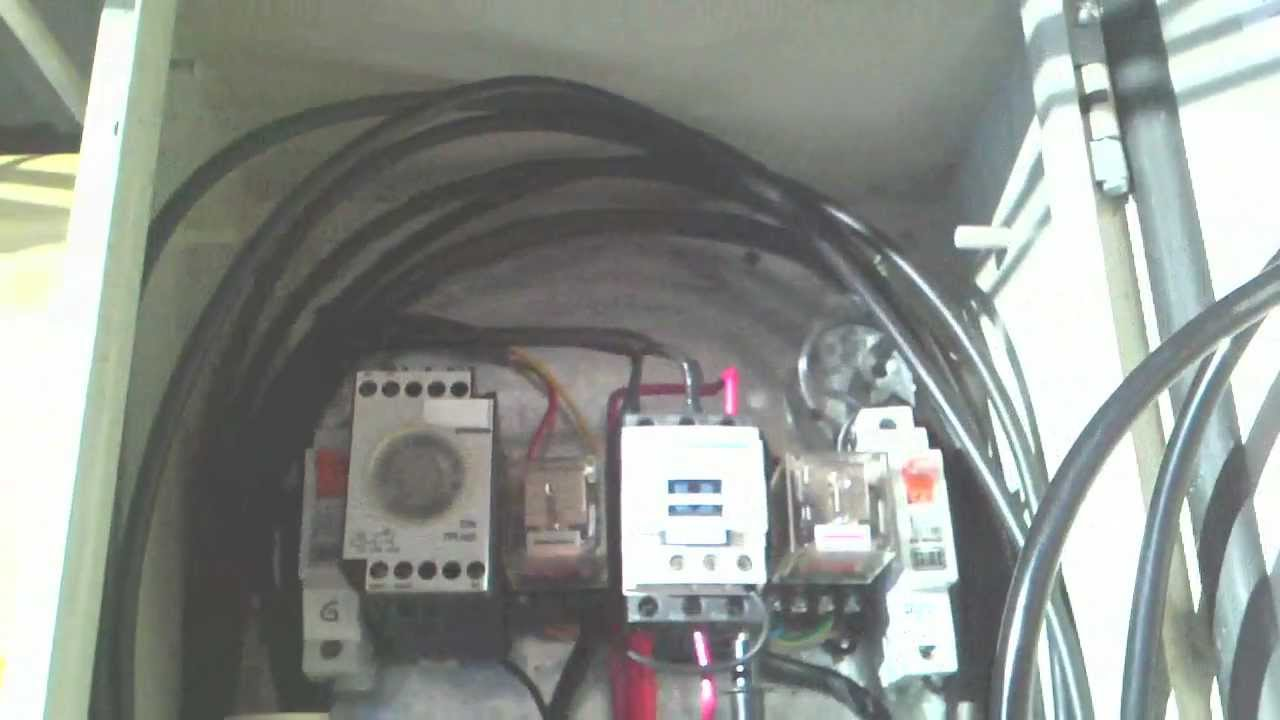 Tablero de partida generador y transferencia automatica for Generador arranque automatico