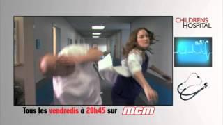 Childrens Hospital : teaser 1 - la série déjantée à retrouver tous les vendredis sur MCM