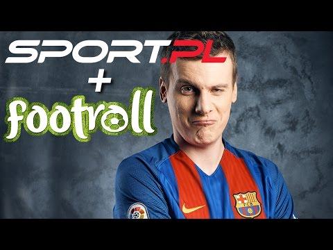 Footroll przejmuje kanał Sport.pl!