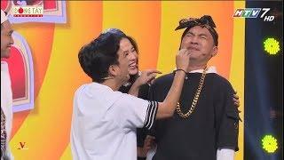 Nam Em bắt Trường Giang hôn môi Tiến Luật  - Lâm Vỹ Dạ đứng hình | Hài 2018 [Full HD]