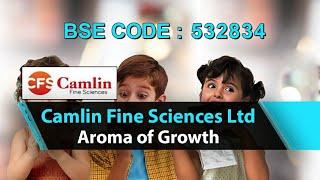 Camlin fine sciences Ltd | Aroma of Growth | Investing | Finance | Share Market Advise | Share Guru