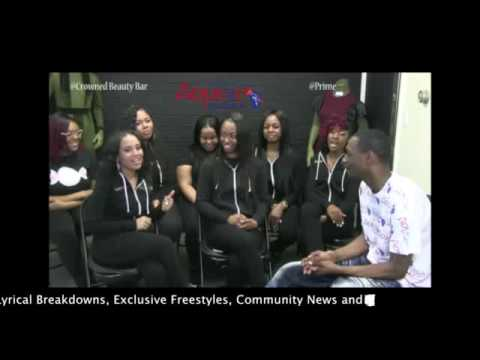 Crown Beauty Bar Talks One Stop Shop, Friendships, Favorite Flint Artist And MORE!!