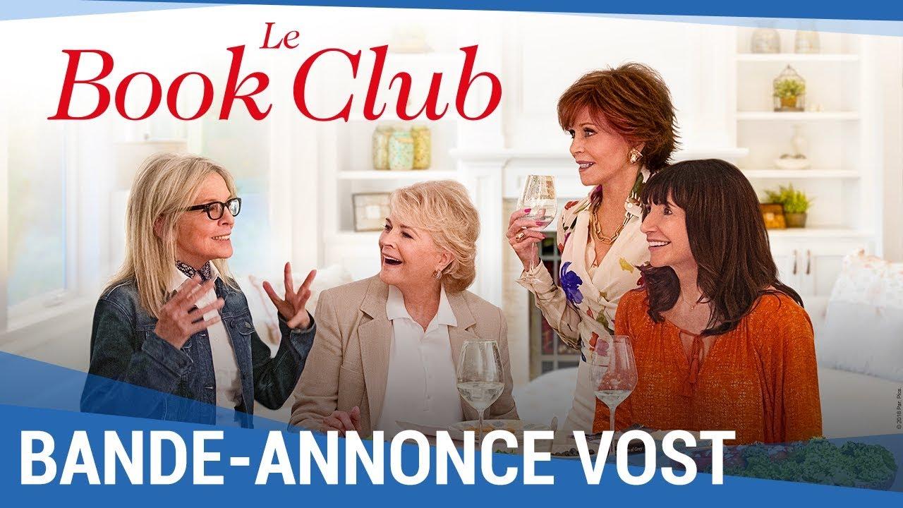 Le Book Club : Bande Annonce (VOST) [Actuellement au cinéma]