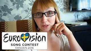 видео Победа украинской певицы и третье место Лазарева: как проходил финал Евровидения-2016