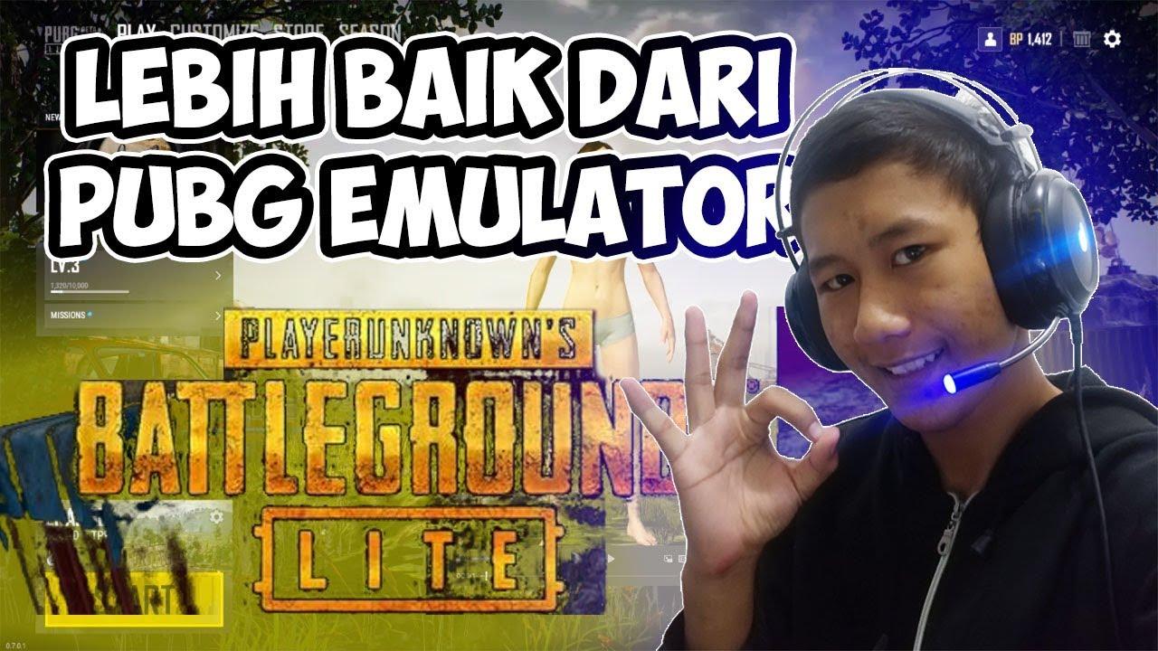 Download Pubg Lite Indonesia Gratis Pubg Untuk Pc Kentang: PUBG LITE UNTUK PC LOW SPEC KENTANG