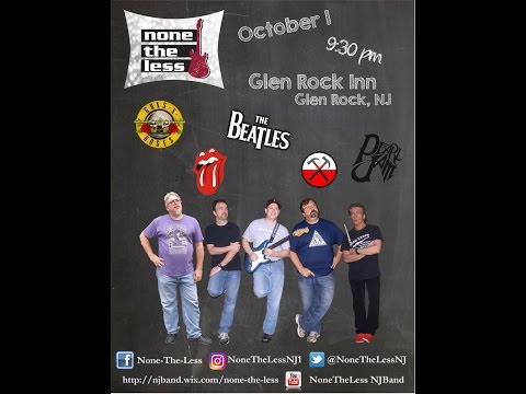 10/1/2016 - None The Less at the Glen Rock Inn