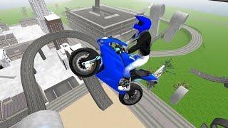 Stunt Motorbike Simulator 3D - Android Gameplay HD