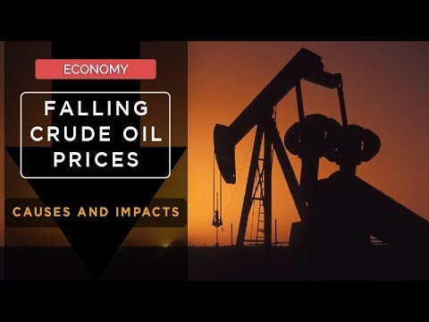 IAS Preparation | Falling Crude Oil Prices - Causes & Impacts: Explained | Economy