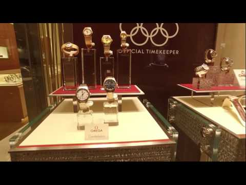 SHOPPING FOR LUXURY WRIST WATCHES IN SINAGPORE - Watch capital of the world