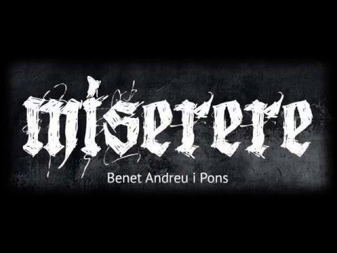 MISERERE - Benet Andreu Pons (Maó 1803-1881)
