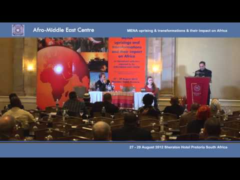 Middle East and North African (MENA) Uprisings Conference -