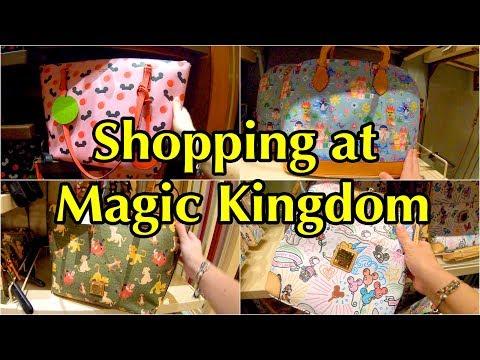 Shop Disney At Magic Kingdom - SHOP Dooney & Bourke, Loungefly & More - Tour Uptown Jewelers
