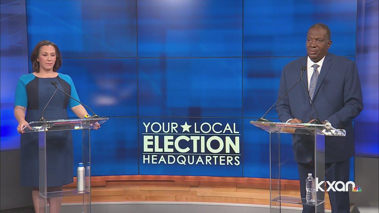 Democratic Senate runoff debate between Royce West & MJ Hegar