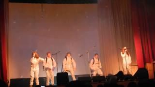Фестиваль английской песни, ОмГТУ, охотники за привидениями