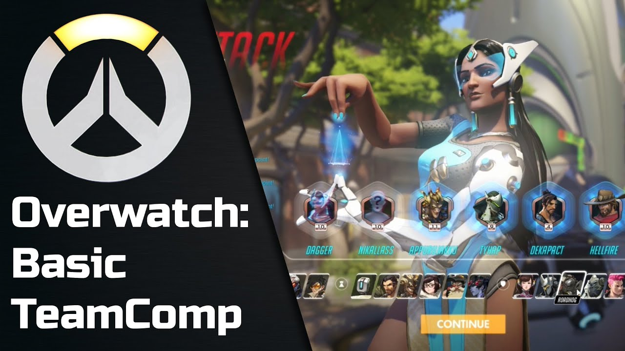 Overwatch Team Composition