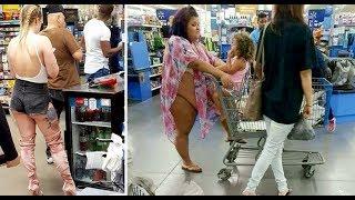 10 situaciones extrañas que sólo podrás encontrar en Walmart
