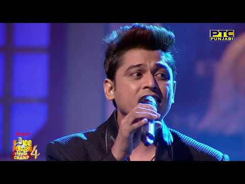 Feroz Khan | Live Performance | Semifinal 02 | Voice Of Punjab Chhota Champ 4