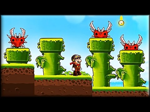 Jungle Adventures of World - Island Walkthrough (area 1)