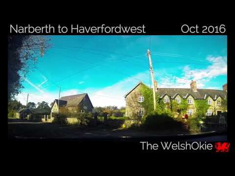 The WelshOkie #25 Welsh trip 2016. Narberth to Haverfordwest