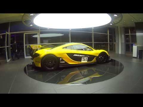 McLaren Technology Centre - Party Time