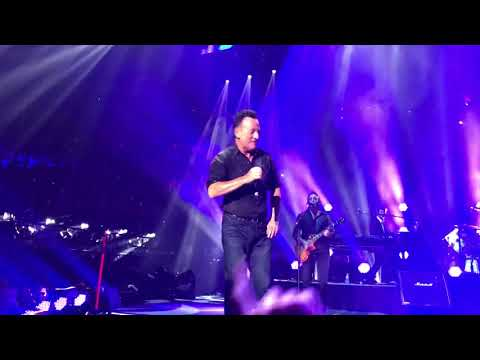 Bruce Springsteen at Billy Joel #MSG100 10th. Avenue Freeze Out & Born to Run.