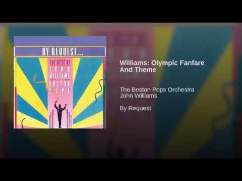 Williams: Olympic Fanfare And Theme