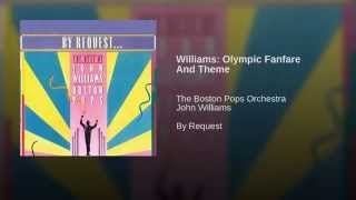 Williams Olympic Fanfare And Theme