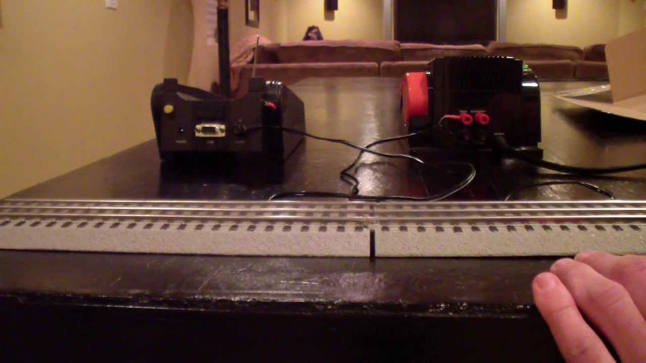 how to setup the lionel legacy control system for beginners quick start guide youtube [ 1280 x 720 Pixel ]